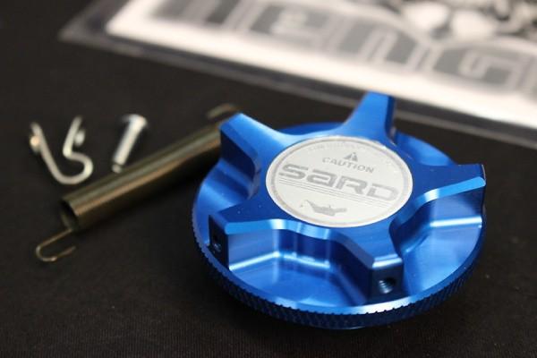 Sard - Oil Cap Screw System (Blue)