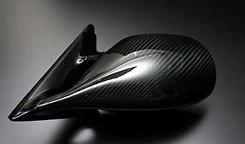 Mines - Carbon Aero Mirror Type II