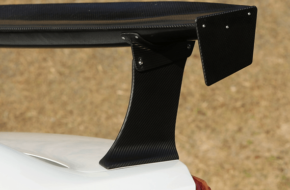 Esprit - Wet/Dry Carbon Wing - Evo X