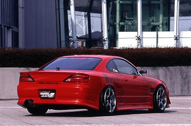 Construction: FRP - Colour: Unpainted - Rear Bumper Spoiler