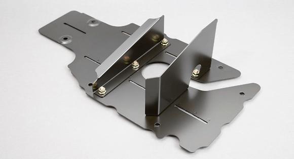TM Square - Oil Pan Baffle Plate