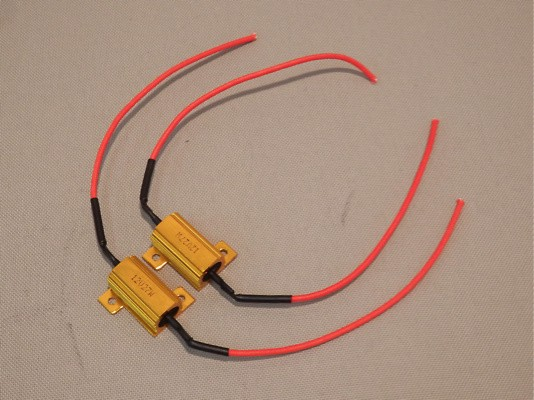 Front Bumper Adapter - Winker LED adapter