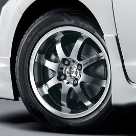 Mugen - Aluminum Wheel NR - Mirror Face