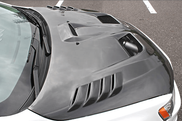 Garage Vary - Evolution X - Carbon Bonnet