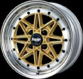 Work Wheels - Equip 03 - Gold