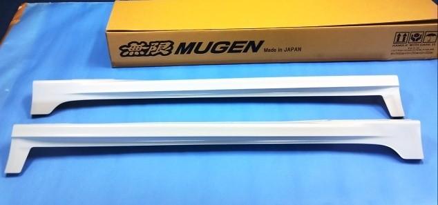 Mugen - Aerodynamics - Accord - CU2