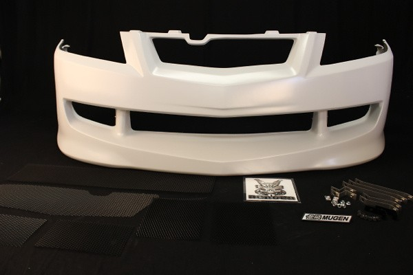 62511-XKB-K1S0 Honda - Accord/Accord Euro R - CL7/CL8/CL9 - Front Aero Bumper - FRP