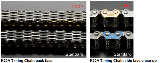 Toda - Heavy Duty Timing Chain
