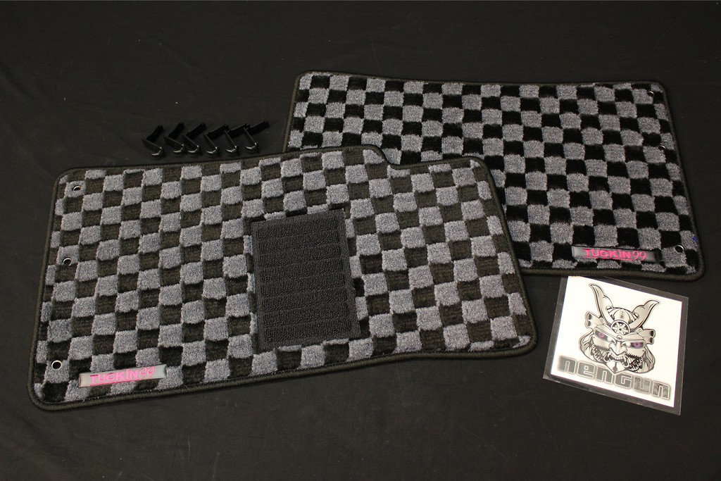 Gray/Black - Mazda-Roadster-NA6/8, NB6/8