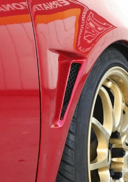J's Racing - Front Wide Fenders