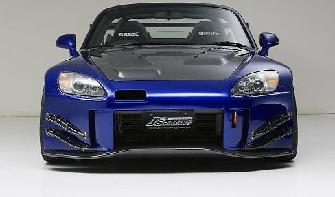 J's Racing - Aero Bonnet - Type S - Version 2.0