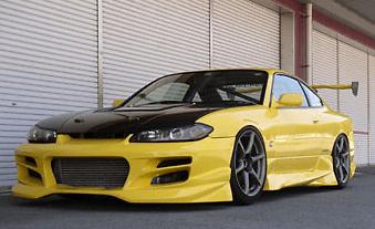 URAS - Type S - Nissan Silvia S15