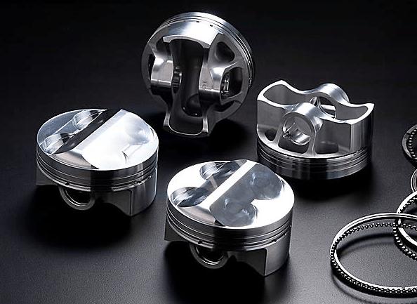 JUN - Hyper Piston Kit - R Series - K20A EX