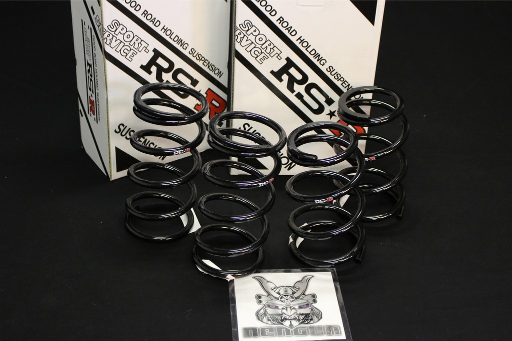 Rear Set - Rear Rate: 4.4 kg/mm - T020HR2