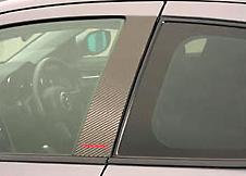 AutoExe - Carbon Pillar Garnish - RX8