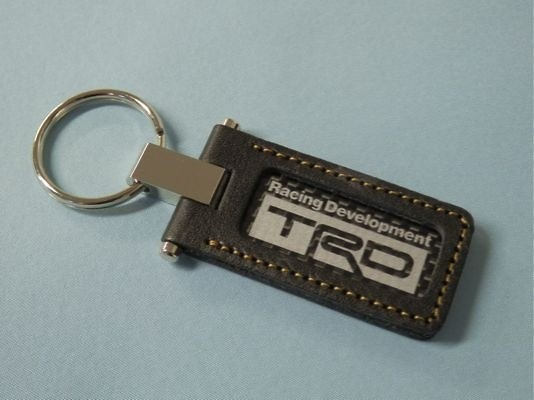 TRD - Key Ring Leather - 08235-SP030