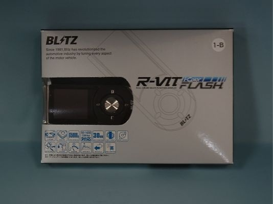 15157 - R-VIT - i-Color Flash - Ver. 4.1 - Black