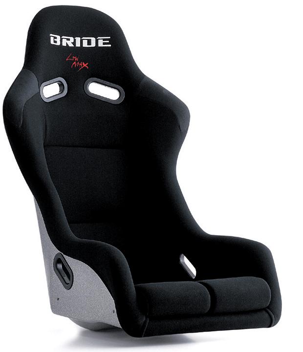Bride - Vios III - Carbon - Black