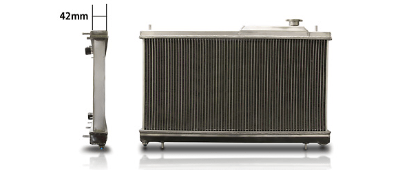 Blitz - Racing Radiator Type ZS