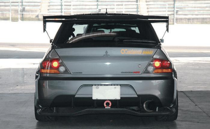 Voltex - GT Wing - Type 5V