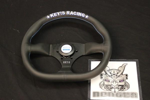 Key's Racing - Steering Wheel - D-Shape Type