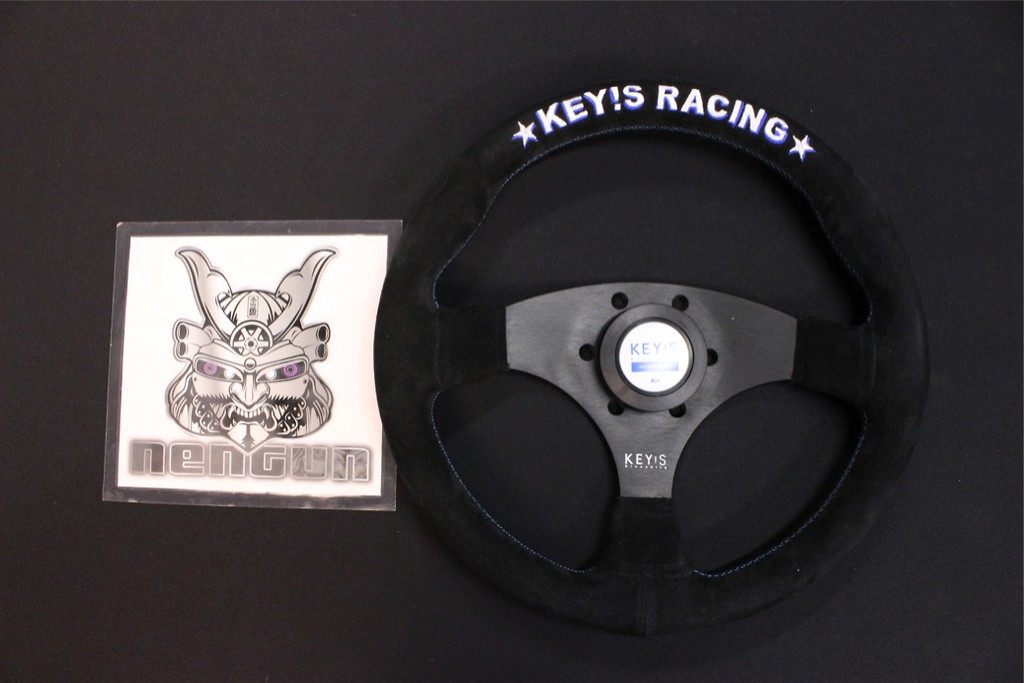 Type: Flat Type - Material: Buckskin - Diameter: 325mm - SW01037-1