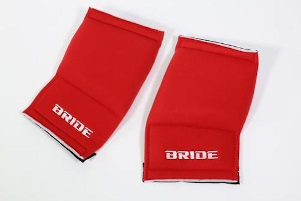 Type: Side Support Pads - Left and Right - Color: Red - K02BPO