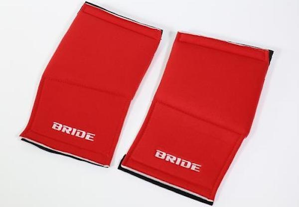 Type: Knee Support Pads - Left and Right - Color: Red - K03BPO