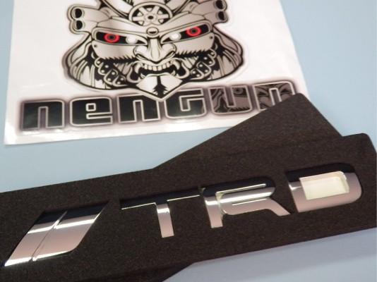 TRD Emblem - Logo Type - MS010-00002