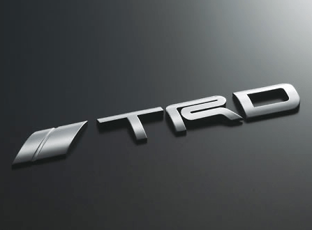 TRD - 2010 Collection - Emblem Logo