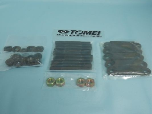 Toyota - 4AG - Main Studs + Nuts + Washers - M10 P1.25 - 193072