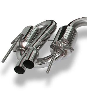 Suruga Speed - PFS Bridge Loop Muffler Version S