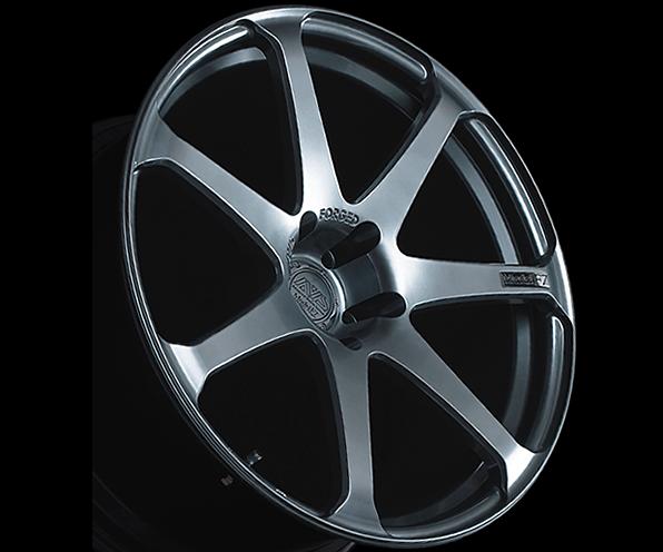 Yokohama Wheel Design - AVS Model F7