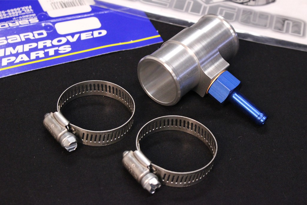 Lower Hose Adapter Set - 34mm - 19433