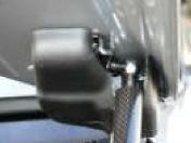 Top Secret - Carbon Bonnet Damper