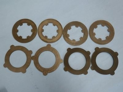 Repair Kit - Plates - Listed for Parts 41301-SW211, 41301-SW202 - Toyota - MR2 SW20 Turbo - 40107-AW