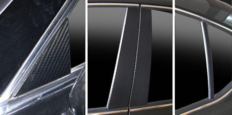 Colour: Black - Pieces: 8 - MS-PL2
