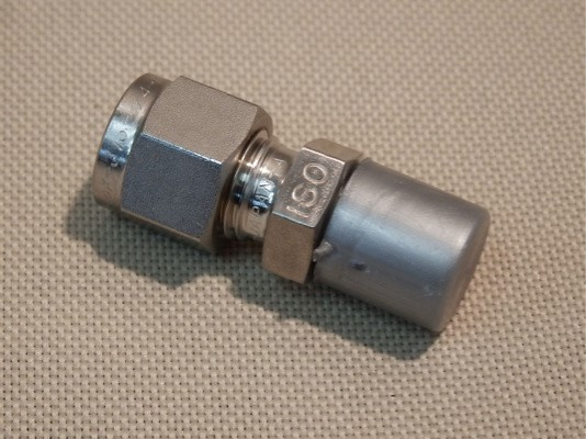 Exhaust Temperature Sensor Fitting 1/8PT - Meter: ADVANCE, Racer Gauge & Defi-Link - PDF01105G