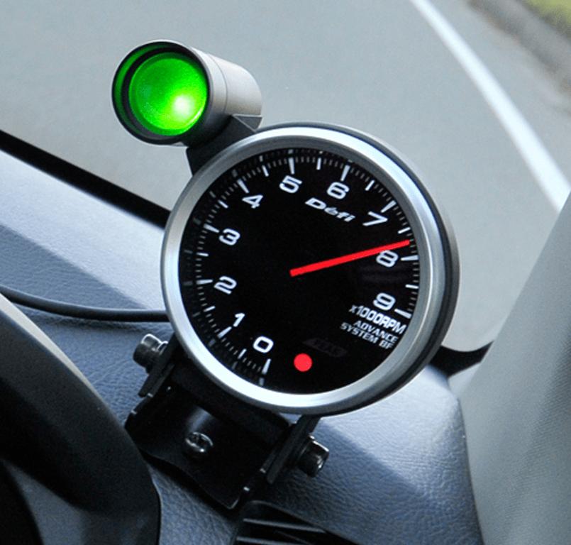 80mm Tachometer Indicator - Meter: 80mm Tachometer - PDF07108I