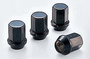 Duralumin Nut Set - M14 x 1.5 - 60 Degree Taper