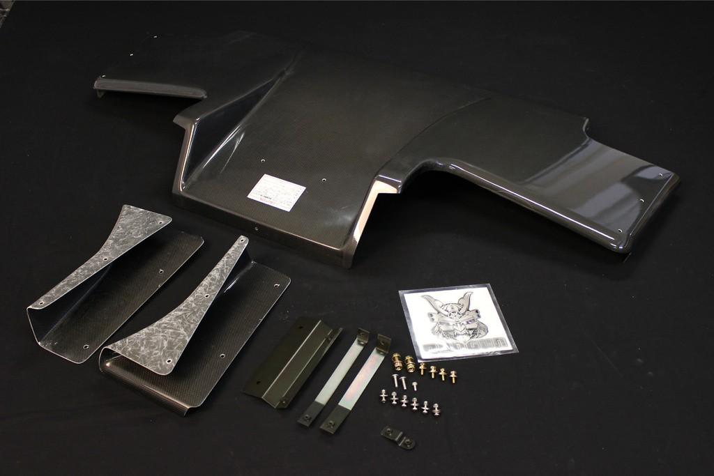Material: Carbon - TSRDP-BNR34