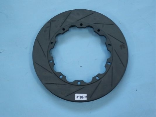 FS-33232B16R - Type Slotted Brake Rotors (12 Slits) Right Side