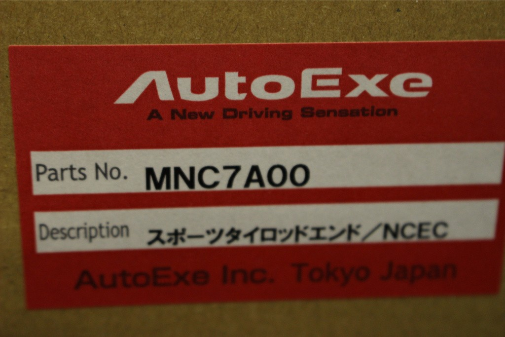 Mazda - Roadster - NCEC - MNC7A00