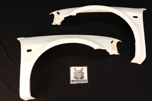 Front Fenders Front Fenders - 25mm Wide - 1 Set - Mitsubishi Evo V/VI