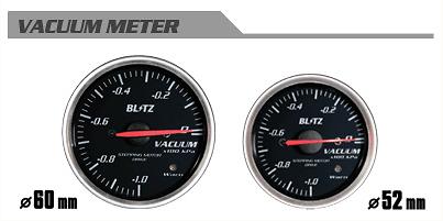Blitz - Racing Meter SD - Vacuum