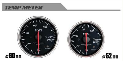 Blitz - Racing Meter SD - Temp