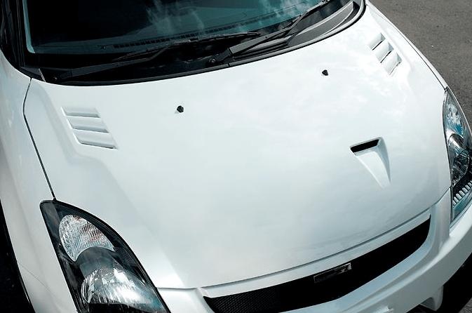 Mono Craft - SS1 - Suzuki Swift - Bonnet
