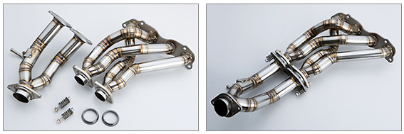 FD2 - Honda - Civic - FD2 - 2 Piece 4-2-1 Design - 42.7-50.8-60.5mm Piping