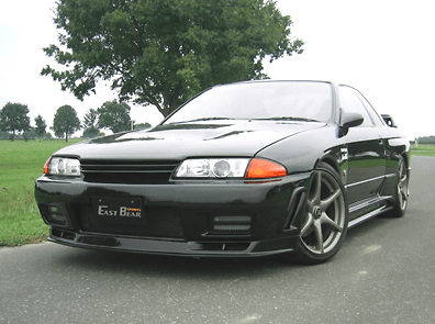 East Bear - Body Kit - R32 GTR - New Type Front Bumper