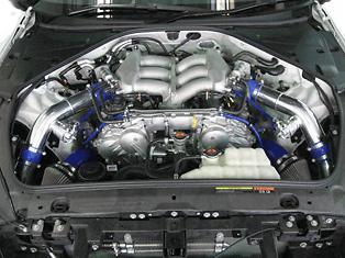 Blitz - Intake Pipe Kit - R35 GT-R